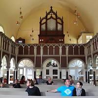 In der Kirche Großkühnau